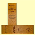 Zambala Tibetan Incense - Wealth